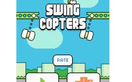 Game mới Swing Copters của Nguyễn Hà Đông đã có mặt trên Google Play