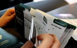 Cảnh giác với vé máy bay giả