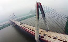 Cầu Nhật Tân sẽ có 2 tên gọi?