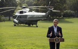 Tổng thống Mỹ cam kết truy quét IS tới 'cùng trời cuối đất'