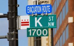 Chuyện nước Mỹ đặt tên đường... kiểu Mỹ