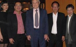 Tỷ phú George Soros bất ngờ sang Việt Nam