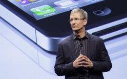 Lương của CEO Apple năm 2012 giảm tới 99%
