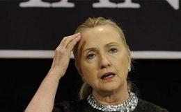 Hillary Clinton nhập viện vì bị máu đông