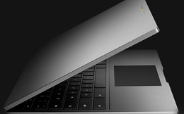 Laptop đầu tiên của Google: Rất đẹp, trừ cái... mác!