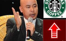 """Nestle: """"Cuộc chiến"""" với Starbucks là cách dùng từ của Trung Nguyên"""