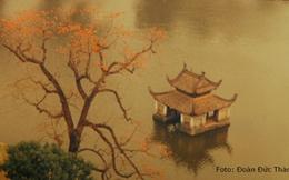 Nao lòng vẻ đẹp chùa Thầy thế kỷ trước