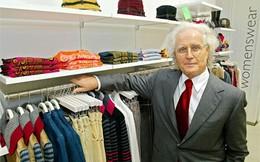 L.Benetton - Ông lớn ngành dệt len giàu thứ 3 nước Ý