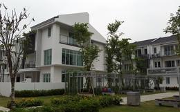 Park City Hà Nội bàn giao biệt thự, liền kề sau hơn 1 năm đổi chủ