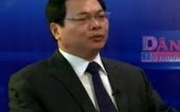 Bộ trưởng Vũ Huy Hoàng trả lời về Dự án Bauxite