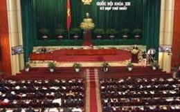 Chính phủ chuẩn bị báo cáo Quốc hội về tình hình thực hiện đề án tái cơ cấu kinh tế