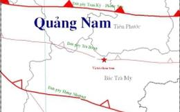 Động đất 3,3 độ richter tại thủy điện Sông Tranh 2