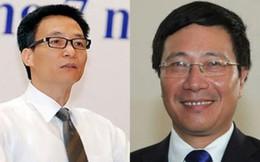 Quốc hội chuẩn bị phê chuẩn hai phó thủ tướng