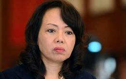 Bộ trưởng Y tế nhận trách nhiệm vụ Cát Tường