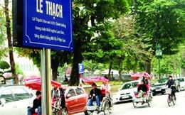 Hà Nội: Sẽ có 34 tuyến phố mới đặt tên và điều chỉnh độ dài