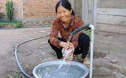 Mỗi năm cần 1,3 tỷ USD đầu tư cho cấp nước sạch nông thôn