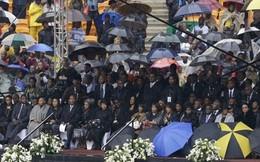 Nam Phi tổ chức lễ tưởng niệm Nelson Mandela