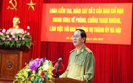 Lý do Hà Nội giải thể văn phòng chống tham nhũng