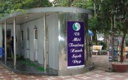 Khó hiểu Hà Nội lại đề xuất nhà vệ sinh dát vàng