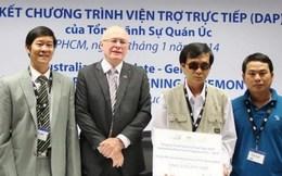 Australia viện trợ trực tiếp cho 11 dự án tại Việt Nam