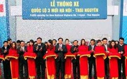 Thông xe kỹ thuật cao tốc Hà Nội - Thái Nguyên