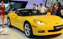 Lượng ôtô nhập khẩu bất ngờ sụt giảm