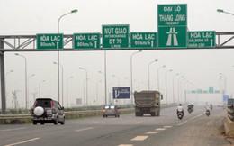 Lý lẽ của Hà Nội xin thu phí đại lộ Thăng Long