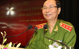 Vụ án 'Làm lộ bí mật Nhà nước' sẽ được đình chỉ do tướng Ngọ mất