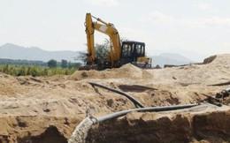 Dân vạn chài khai thác cát trái phép do thiếu giáo dục pháp luật