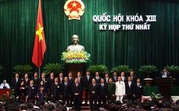 Sau khi được bầu, Thủ tướng phải tuyên thệ