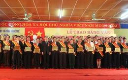 Tôn vinh 220 trí thức tiêu biểu VN mặt trận kinh tế - xã hội 2013