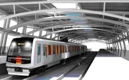 TPHCM: ADB đồng ý góp vốn cho tuyến Metro số 5