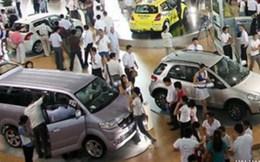 Ô tô Việt Nam đắt hơn khu vực 300 triệu đồng/xe