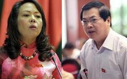 Thường vụ Quốc hội lưu ý hai bộ trưởng Công Thương, Y tế
