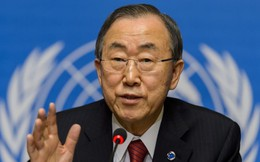 Ông Ban Ki- Moon kêu gọi Trung Quốc kiềm chế