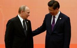 Putin không ký được thỏa thuận khí đốt với Trung Quốc