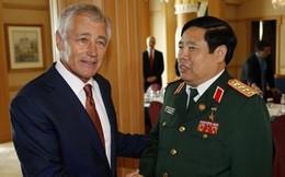 Bộ trưởng Phùng Quang Thanh gặp gỡ đối tác Mỹ, Pháp, Anh
