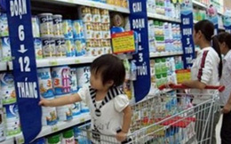 Thông báo giảm giá từ nhà phân phối sữa Cô gái Hà Lan