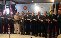 SOM ASEAN - Cuộc họp đặc biệt của các quan chức cao cấp ASEAN