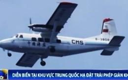 Cập nhật ngày 6/7: Máy bay Trung Quốc bay nhiều vòng trên tàu CSB 8003