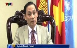 Việt Nam ưu tiên giải quyết vấn đề Biển Đông bằng ngoại giao là đúng đắn