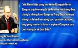 Những nỗ lực của Việt Nam trong việc giải quyết căng thẳng Biển Đông
