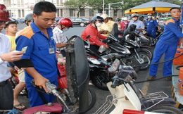 Bộ Tài chính giải thích về phương án điều hành giá xăng dầu