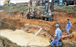 Vỡ ống nước Sông Đà: Cần thanh tra vào cuộc?