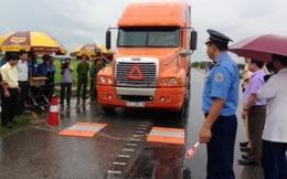 Bộ trưởng GTVT: Ai cũng thấy xe quá tải, chỉ trạm cân là không