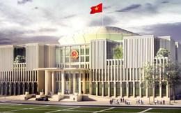Đảm bảo dự án Nhà Quốc hội được vận hành vào giữa tháng 9/2014
