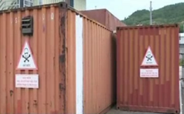 Nguy cơ ô nhiễm từ 5.940 lít dầu chứa hóa chất cực độc ở Quảng Ninh