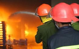 Kịp thời dập tắt đám cháy tầng hầm tòa nhà Ngân hàng Nhà nước