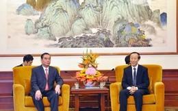 Đặc phái viên Tổng bí thư bắt đầu thăm Trung Quốc