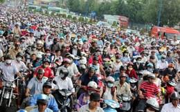 Xe máy không đóng phí bảo trì đường bộ sẽ bị phạt gấp 3 lần